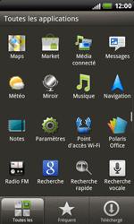 HTC S510b Rhyme - Internet - Utilisation à l