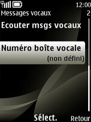 Nokia 6303 classic - Messagerie vocale - configuration manuelle - Étape 6