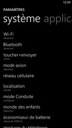 Nokia Lumia 1520 - Internet - activer ou désactiver - Étape 4