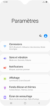 Samsung Galaxy A10 - Bluetooth - connexion Bluetooth - Étape 6