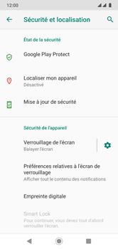 Xiaomi Mi A2 Lite - Appareil - configurer Localiser mon appareil - Étape 5