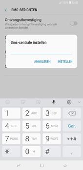 Samsung Galaxy Note9 - sms - handmatig instellen - stap 9