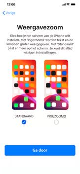 Apple iphone-xs-max-met-ios-13-model-a1921 - Instellingen aanpassen - Nieuw toestel instellen - Stap 36