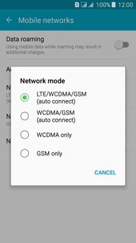 Jawwy - Samsung Galaxy J7 - Network: Manually change network modus