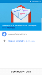 Samsung Galaxy S7 Edge - Android N - E-mail - e-mail instellen (gmail) - Stap 15
