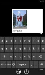 Nokia Lumia 720 - MMS - envoi d'images - Étape 11