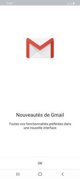 Samsung Galaxy S20+ - E-mails - Ajouter ou modifier un compte e-mail - Étape 5