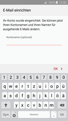 Samsung Galaxy S6 Edge - E-Mail - Konto einrichten (outlook) - 9 / 12