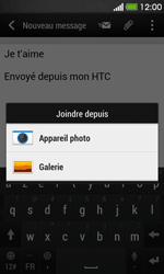 HTC Desire 500 - E-mail - envoyer un e-mail - Étape 11