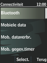 Nokia 301-1 - bluetooth - aanzetten - stap 5