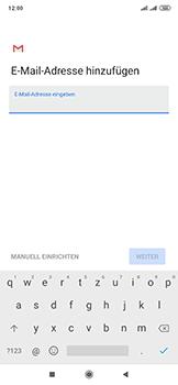 Xiaomi Mi Mix 3 5G - E-Mail - Manuelle Konfiguration - Schritt 9