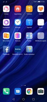 Huawei P30 - Internet et connexion - Naviguer sur internet - Étape 3