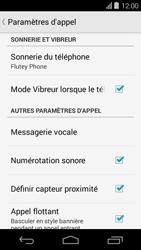 Acer Liquid E600 - Messagerie vocale - Configuration manuelle - Étape 6