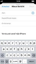 Apple iphone-5s-ios-12 - E-mail - Bericht met attachment versturen - Stap 4