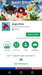 Sony Xperia XA - Android Nougat - Applicaties - Downloaden - Stap 17