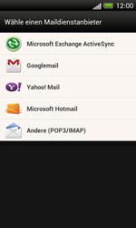 HTC One SV - E-Mail - Manuelle Konfiguration - Schritt 5