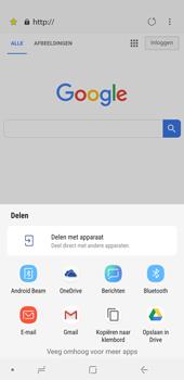 Samsung Galaxy A7 (2018) - Internet - internetten - Stap 22