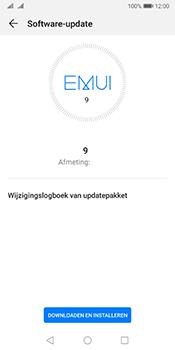 Huawei Mate 10 Pro Dual-SIM (Model BLA-L29) - Android Pie - Software updaten - Update installeren - Stap 6
