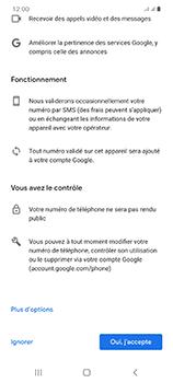 Samsung Galaxy Note 20 5G - Applications - Configuration de votre store d