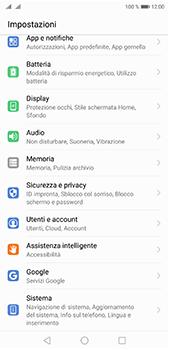 Huawei P20 Pro - Dispositivo - Ripristino delle impostazioni originali - Fase 4