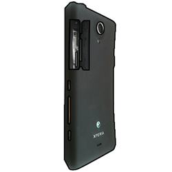 Sony Xperia T - SIM-Karte - Einlegen - Schritt 4