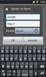 Samsung I9001 Galaxy S Plus - Internet - navigation sur Internet - Étape 5