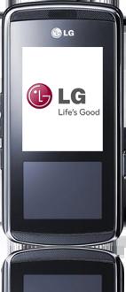 LG KF600 Venus
