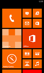 Nokia Lumia 820 / Lumia 920 - Logiciels - Installation de mises à jour - Étape 1