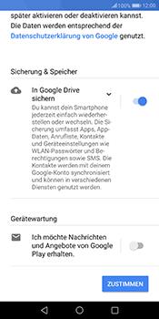 Huawei Mate 10 Pro - Apps - Konto anlegen und einrichten - 1 / 1