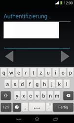 Sony Xperia E1 - Apps - Konto anlegen und einrichten - 19 / 23