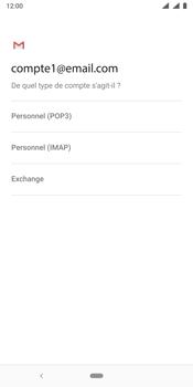 Nokia 9 - E-mail - Configuration manuelle - Étape 11