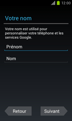 Samsung Galaxy S II - Applications - Configuration de votre store d
