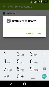 Acer Liquid Zest 4G Plus DualSim - SMS - Manual configuration - Step 9