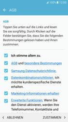 Samsung Galaxy S7 - Datenschutz und Sicherheit - Samsung einrichten - 14 / 18