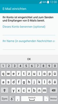 Samsung N910F Galaxy Note 4 - E-Mail - Konto einrichten (yahoo) - Schritt 9
