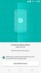 Wiko WIM Lite - Aller plus loin - Mettre à jour le logiciel interne de votre mobile - Étape 7