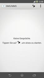 Sony Xperia Z1 - MMS - Erstellen und senden - 6 / 22