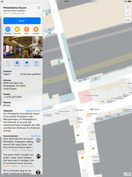 Apple iPad Pro 12.9 inch - iOS 11 - Indoor-Karten (Einkaufszentren/Flughäfen) - 7 / 12