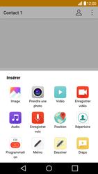LG G5 - Contact, Appels, SMS/MMS - Envoyer un MMS - Étape 14