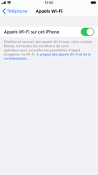 Apple iPhone SE (2020) - WiFi - Activez WiFi Calling - Étape 8