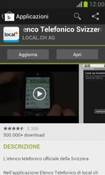 Samsung Galaxy S III Mini - Applicazioni - Installazione delle applicazioni - Fase 7