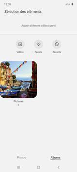Samsung Galaxy Note 10 Lite - Contact, Appels, SMS/MMS - Envoyer un MMS - Étape 18