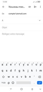 Alcatel 1S (2020) - E-mails - Envoyer un e-mail - Étape 5