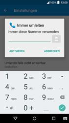 Alcatel OT-6039Y Idol 3 (4.7) - Anrufe - Rufumleitungen setzen und löschen - Schritt 9