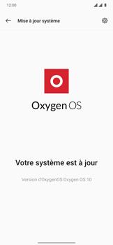 OnePlus 7T Pro - Aller plus loin - Mettre à jour le logiciel interne de votre mobile - Étape 8