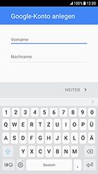 Samsung G390F Galaxy Xcover 4 - Apps - Konto anlegen und einrichten - Schritt 5