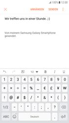 Samsung G390F Galaxy Xcover 4 - E-Mail - E-Mail versenden - Schritt 11