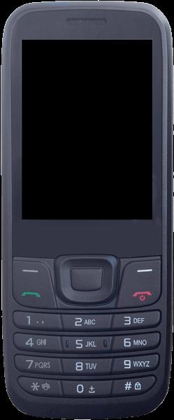 Bouygues Telecom Bc 101 - Premiers pas - Découvrir les touches principales - Étape 4