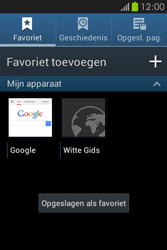 Samsung S6810P Galaxy Fame - Internet - Internetten - Stap 11