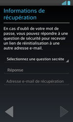 LG Optimus L5 II - Premiers pas - Créer un compte - Étape 15